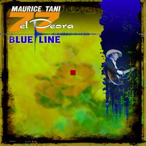 Maurice Tani/77 El Deora: Blue Line